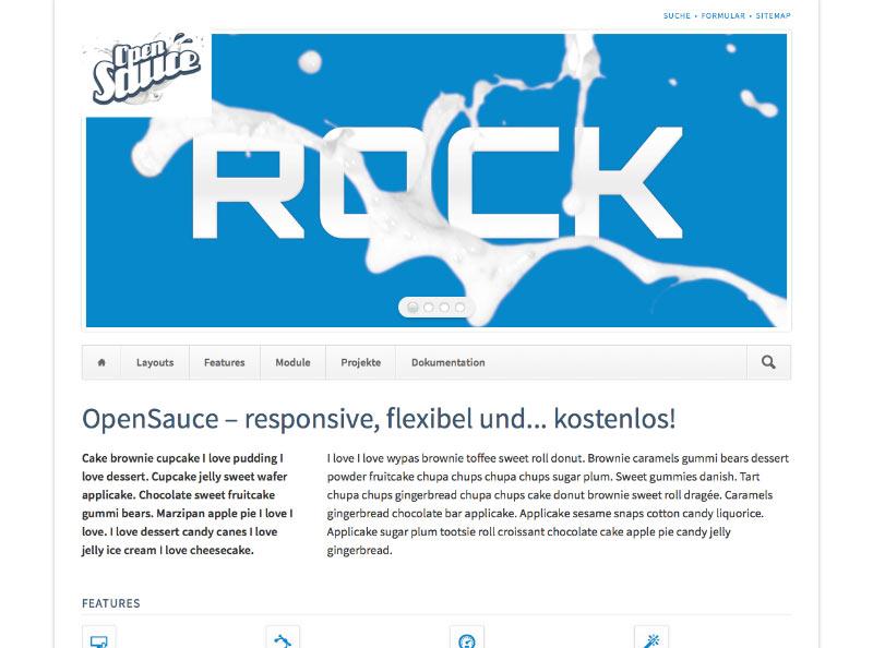 Open Sauce Desktop