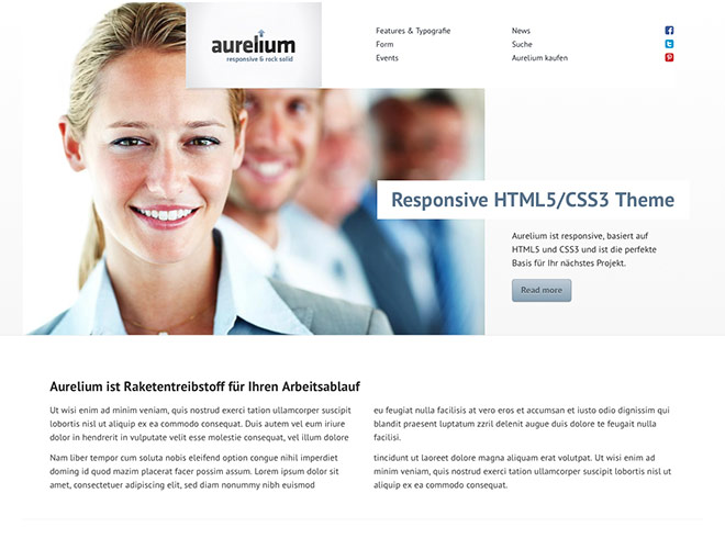 Aurelium Desktop