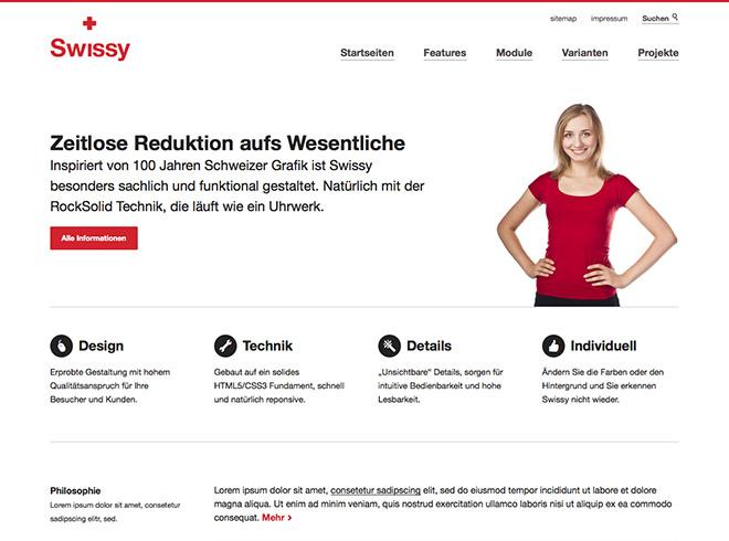 Swissy Desktop